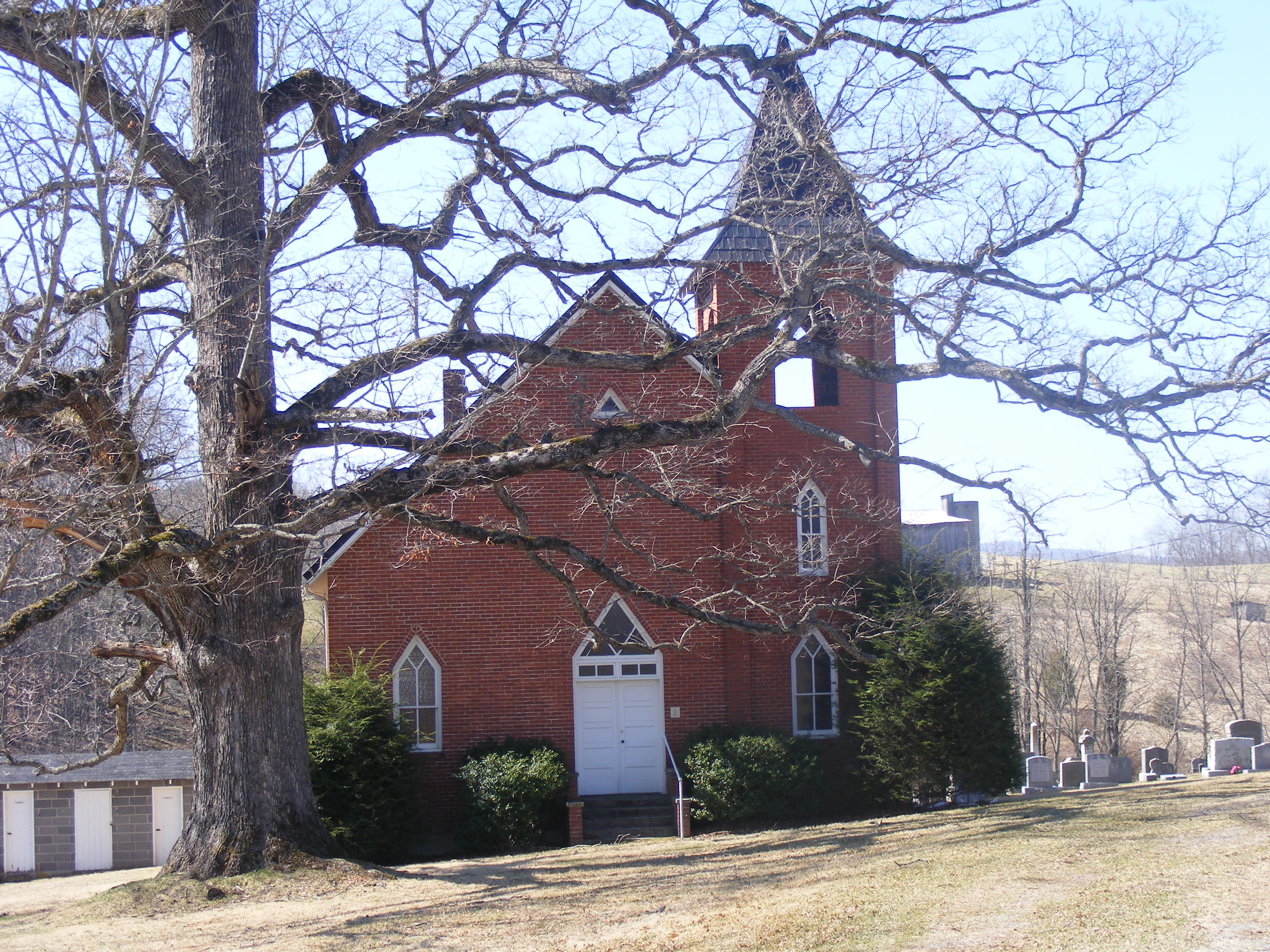 zion church 2011